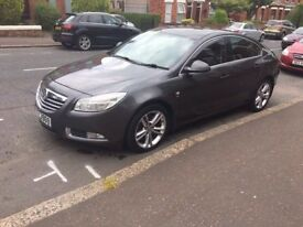 Vauxhall Insignia 2.0 CDTI (2009/Grey/MOT April 2018)
