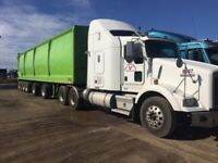 Wanted AZ Drivers, OWNER OPERATORS for Local and USA