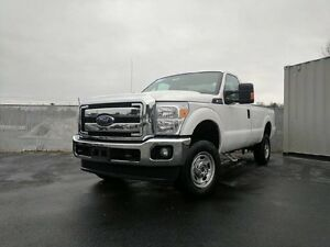 2015 Ford F-250 XL REG CABw/4X4/LONGBOX/SRW