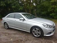 Mercedes-Benz E300 2.1CDI Hybrid 7G-Tronic Plus 2013 / 63 Reg SE BlueTec