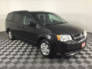 2012 Dodge Grand Caravan SE/STOW AND GO/BLOCK HEATER/READY FOR T