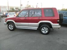 1997 Holden Jackaroo SE LWB (4x4) Maroon 5 Speed Manual 4x4 Wagon Coopers Plains Brisbane South West Preview
