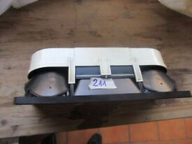 Instrument panel Alfa Romeo Alfasud