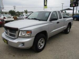 2010 DODGE DAKOTA ST EXT 4X4, SAFETY&WARRANTY $11,450