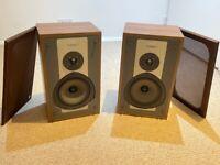 KEF Coda II speakers
