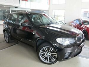 2013 BMW X5 E70 MY1112 xDrive30d Steptronic Black Sapphire 8 Speed Sports Automatic Wagon Albion Brisbane North East Preview