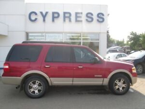 2007 Ford Expedition Eddie Bauer- Passed Inspection, Sunroof