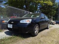 2006 CHEVROLET MALIBU LT**AUTO**4CYL**ECONOMY WITH FEATURES!