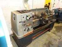 COLCHESTER MODEL TRIUMPH 2000 GAP BED CENTRE LATHE 50 INCH CENTRES