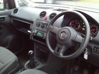 Volkswagen Caddy MAXI C20 1.6 Tdi 140Ps KOMBI Van DIESEL MANUAL WHITE (2014)