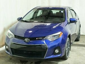 2015 Toyota Corolla S Leather, Navigation, Winter Tire Package