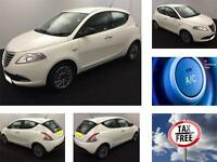 2012 Chrysler Ypsilon 1.2 S 5dr (start/stop)