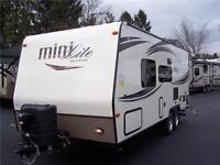 2015 Rockwood Minilite 2304 Travel Trailer