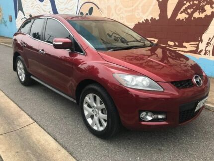 2008 Mazda CX-7 ER Luxury (4x4) 6 Speed Auto Activematic Wagon Thebarton West Torrens Area Preview