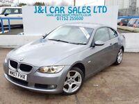 BMW 3 SERIES 2.0 320D SE 2d 175 BHP (grey) 2007