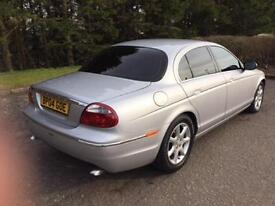 2004 04 JAGUAR S-TYPE 2.7 V6 SE 4D 206 BHP DIESEL