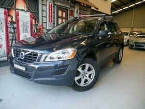 2013 Volvo XC60 DZ MY13 T5 PwrShift Teknik Charcoal Grey 6 Speed Sports Automatic Dual Clutch Wagon Rydalmere Parramatta Area Preview