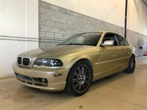 2000 BMW Série 3 323Ci