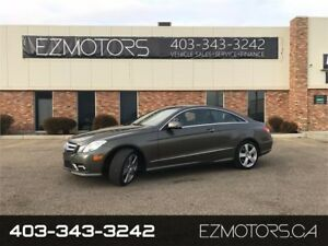 2011 Mercedes-Benz E350|Coupe|NAV|BACKUPCAM|1 OWNER