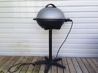 ELECTRIC BBQ BY GEORGE FORMAN!