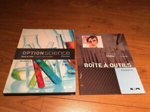 Option Science Chimie