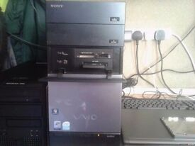 sony vaio pc vgc-rc202 ultimate home server