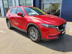 2017 Mazda CX-5 KF Series Maxx Sport Red Sports Automatic Taminda Tamworth City Preview