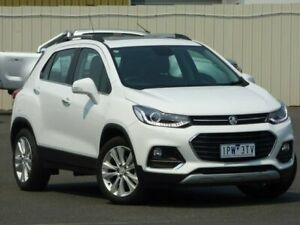 2019 Holden Trax TJ MY19 LTZ White 6 Speed Automatic Wagon Sunbury Hume Area Preview