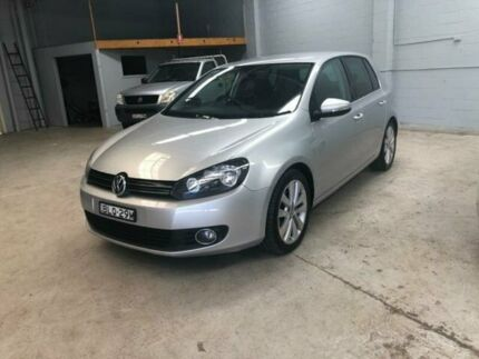 2009 Volkswagen Golf VI 103TDI Comfortline Silver Sports Automatic Dual Clutch Hatchback North Manly Manly Area Preview