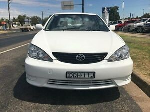 2006 Toyota Camry ACV36R Upgrade Altise White 4 Speed Automatic Sedan Young Young Area Preview
