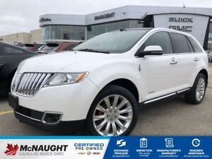 2013 Lincoln MKX AWD | Front & Rear Heated Seats | THX Audio