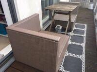 Outdoor Furniture 2-piece set