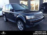 2011 Land Rover Range Rover Sport SUPER CHARGED