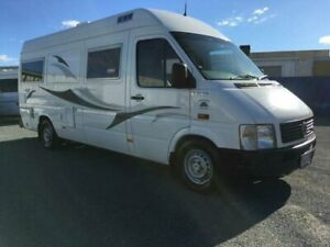 2004 Volkswagen LT 35 LWB White 5 Speed Manual Van Currumbin Waters Gold Coast South Preview