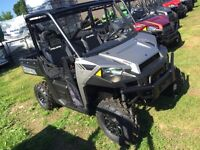 2015 POLARIS RANGER 570 EPS FULL SIZE - 2 YEAR WARRANTY