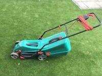 Bosch Rotak 34 R Lawmower for sale, spares or repair.
