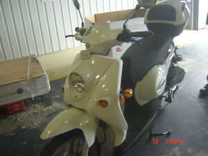 BRAND NEW BENELLI PEPE SCOOTER gas