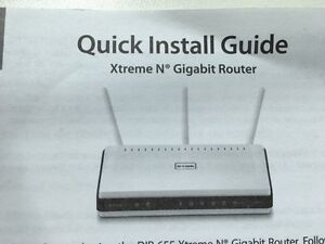 Router - Xtreme N. Gibabit Router