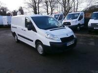 Peugeot Expert L2 1200 1.6 HDI 90bhp H2 Van DIESEL MANUAL WHITE (2014)