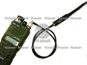 Antenna-Extension-Cable-for-TRI-PRC-148-152-Radio-aor1-crye-mbitr-navy-seals-msa