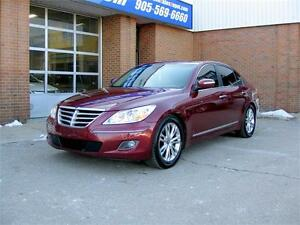 2010 Hyundai Genesis 4.6 Technology 4.6 Tech Pkg