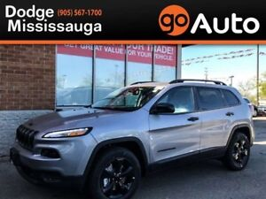 2018 Jeep Cherokee TRAILER TOW /COLD WEATHER GROUP/BACK UP CAM