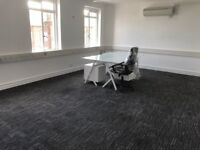 Modern service offices to let in the heart of Barkingside High Street