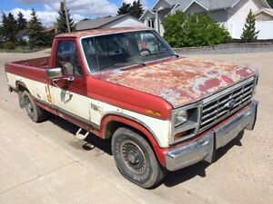 1986 Ford F-150 $18/month to insure