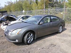 parting out 2004 nissan maxima 3.5
