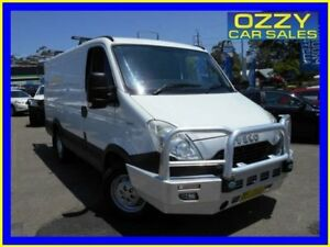 2012 Iveco Daily MY12 35S15 MWB/MID White Van 2.9l RWD Penrith Penrith Area Preview