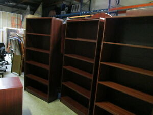 Bookcases - Several in Stock - Jenkins Business Equipment Oshawa Peterborough Peterborough Area image 1