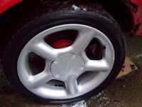 Ford 4 stud wheels wanted 15""