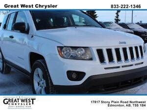 2014 Jeep Compass LOW KM**SERVICED REGULARLY**A/C**KUMHO TIRES**