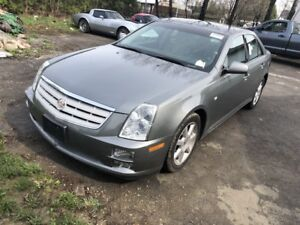 2005 Cadillac STS Sedan ONE OWNER CERTIFIED LOW KM
